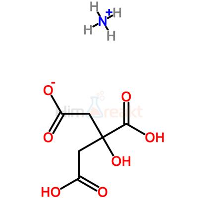Аммоний дигидроцитрат